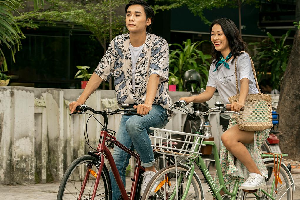 Chiếc xe đạp gây cho bạn ấn tượng sâu sắc chắc chắn sẽ là người bạn đồng hành tốt của bạn
