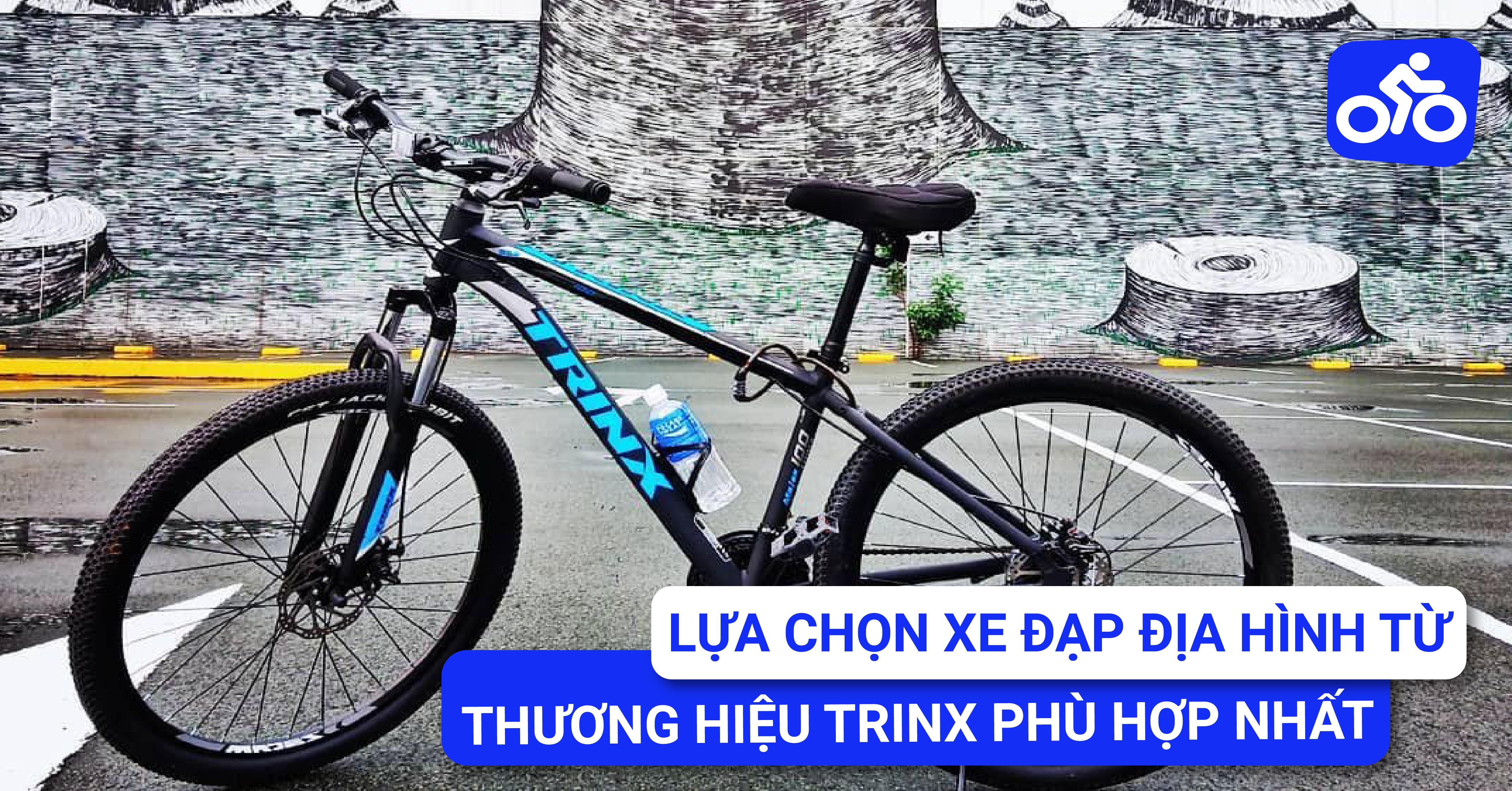 Lựa chọn xe đạp địa hình TrinX phù hợp nhất